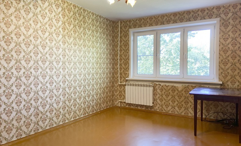 Купить 1-комнатную квартиру Коломна пр-т Кирова 56 о/п 30,6м² 4/5 эт.
