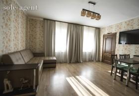 Снять 2-комнатную квартиру в Коломне ул. Уманская 5 о/п 58 м² 1/3 эт.
