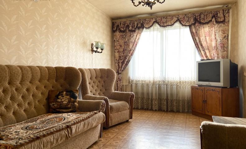 Купить 3-комнатную квартиру Коломна ул. Ленина 77 о/п 70м² 4/10 эт.