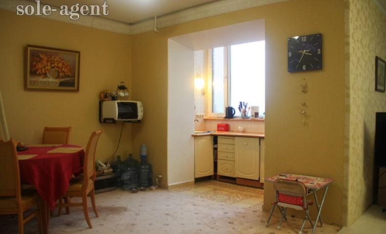 Купить 3-комнатную квартиру Коломна ул. Уманская 22 о/п 102м² 6/7 эт.