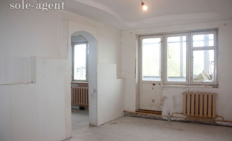 Купить 2-комнатную квартиру Коломна Малинское шоссе 26 о/п 46,7м² 5/5 эт.