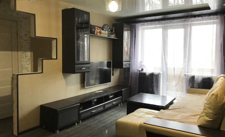 Купить 3-комнатную квартиру Коломна, Добролюбова, 10а о/п 57м² 5/5 эт.