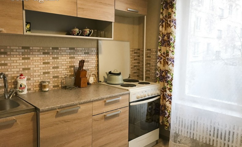 Снять 1-комнатную квартиру в Коломне ул. Октябрьской Революции 299