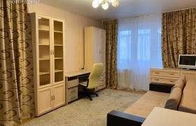Купить 1-комнатную квартиру Коломна ул. Гагарина 66Б о/п 32м² 3/5 эт.