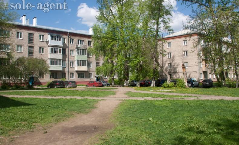 Купить 1-комнатную квартиру Коломна ул. Шилова 16 о/п 31м² 3/4 эт.