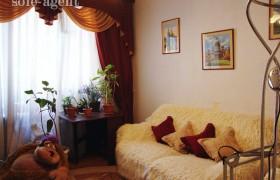 Купить 5-комнатную квартиру в Коломне ул. Октябрьской Революции 368 о/п 90м² 2/4 эт.