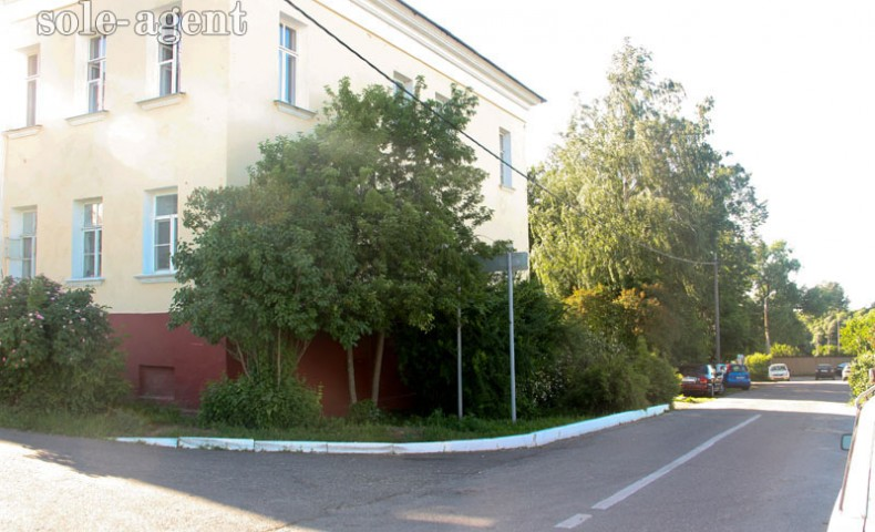Снять 1-комнатную квартиру в Коломне ул. Кремлевская 18 о/п 26,4 м² 1/2 эт.