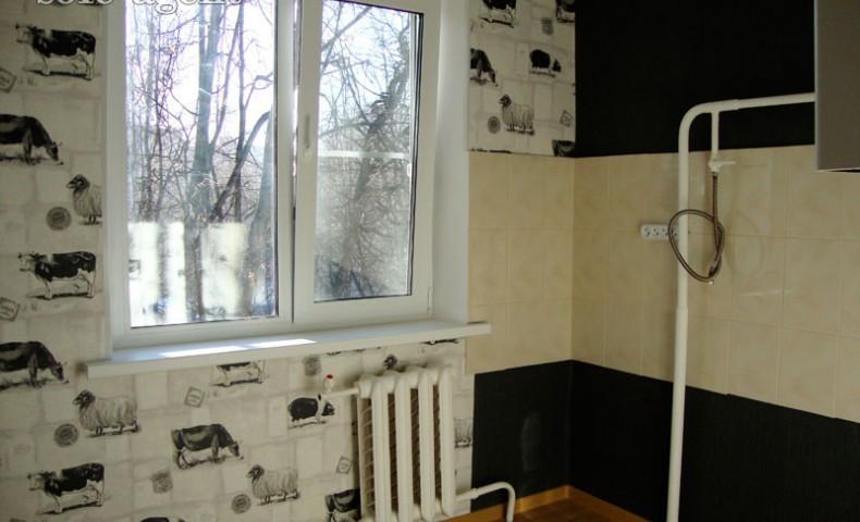 Купить 1-комнатную квартиру Коломна ул. Добролюбова 14 о/п 30м² 5/5 эт.