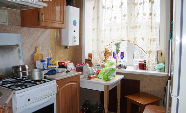 Купить 1-комнатную квартиру Коломна ул. Ленина 105 о/п 32,2м² 2/4 эт.
