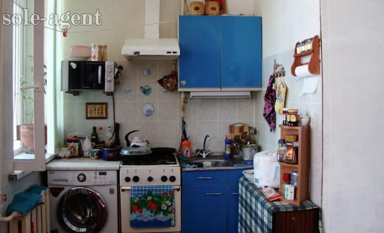 Купить 3-комнатную квартиру Коломна ул. Октябрьской Революции 312 о/п 61м² 2/2 эт.