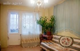 Купить 3-комнатную квартиру Коломна ул. Фрунзе 50 о/п 70,5м² 2/10 эт.