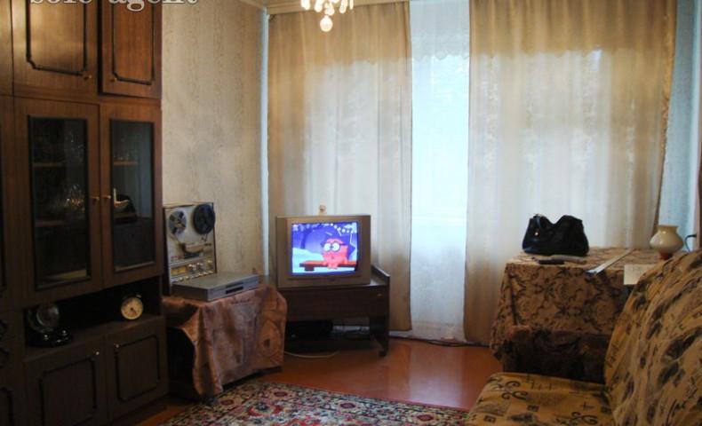 Снять 1-комнатную квартиру в Коломне пр-т Кирова 24 о/п 31 м² 1/5 эт.