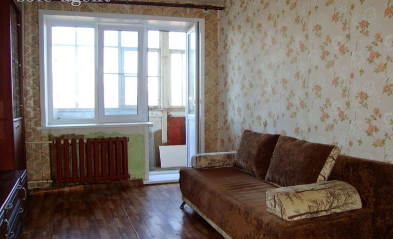 Купить 1-комнатную квартиру Коломна ул. Дзержинского 87 о/п 32м² 6/9 эт.