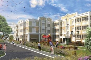 В Подлипках построят жилой квартал на 50 домов
