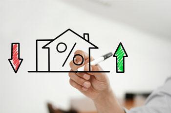 Средняя ипотечная ставка снизилась до исторического минимума
